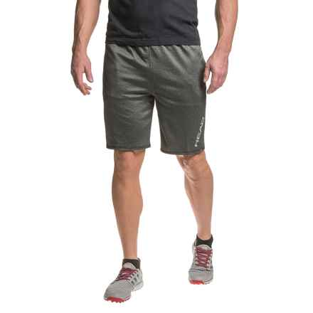 Head Spike Shorts (For Men) in Black Heather - Closeouts