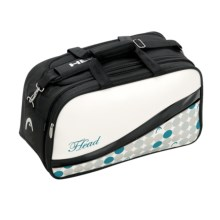 Head Sport Tennis Bag in Black/White/Blue - Closeouts