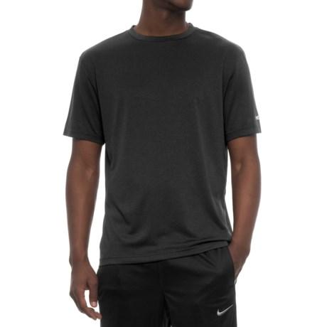 Head Star Hypertek® Shirt - Short Sleeve (For Men) in Black Heather