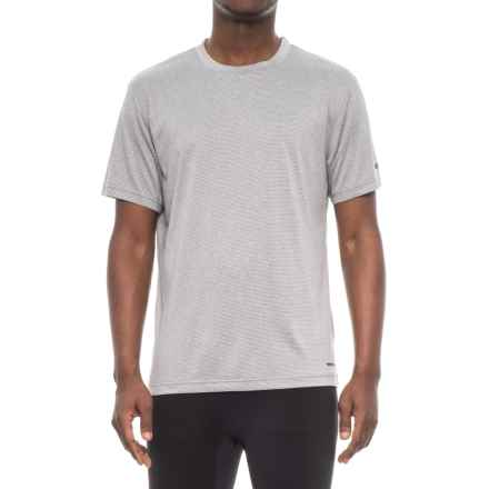 Head Star Hypertek® Shirt - Short Sleeve (For Men) in Sleet Heather - Closeouts