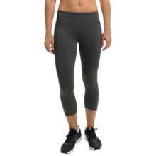 Head Studio Capris (For Women) in Charcoal Heather - Closeouts
