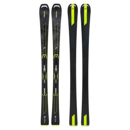 Head Super Joy SLR Skis with Joy 11 SLR Bindings (For Women) in See Photo - Closeouts