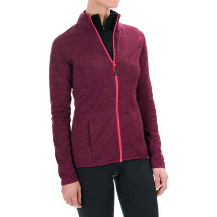 Head Sweater-Knit Jacket (For Women) in Purple Potion Heather - Closeouts