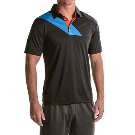 Head Tactical Polo Shirt - Short Sleeve (For Men) in Black - Closeouts