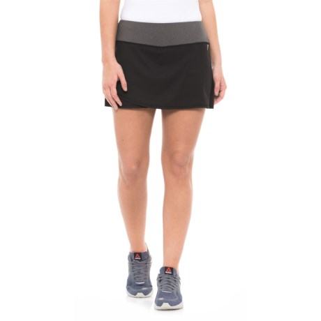 Head Tennis Rally Skort (For Women) in Black