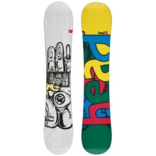 Head The Good Flamba Snowboard in See Photo - Closeouts