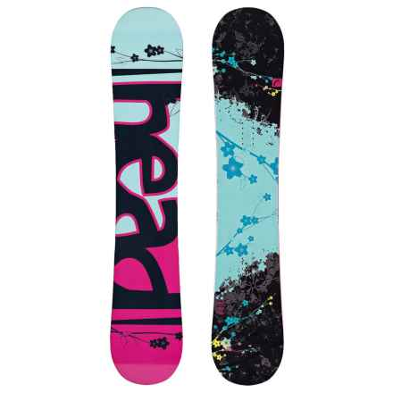 Head Trinity Snowboard (For Women) in See Photo - Closeouts