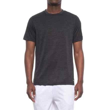 Head Ultra Hypertek® T-Shirt - Short Sleeve (For Men) in Black Heather - Closeouts
