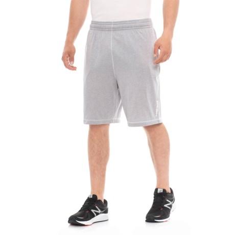 Head Vault Shorts (For Men) in Sleet Heather