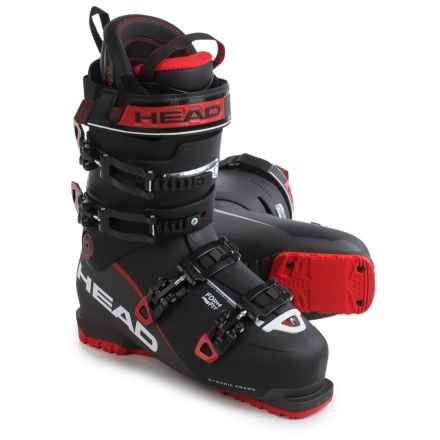Head Vector Evo 110 Ski Boots in Black/Anthracite/Red - Closeouts