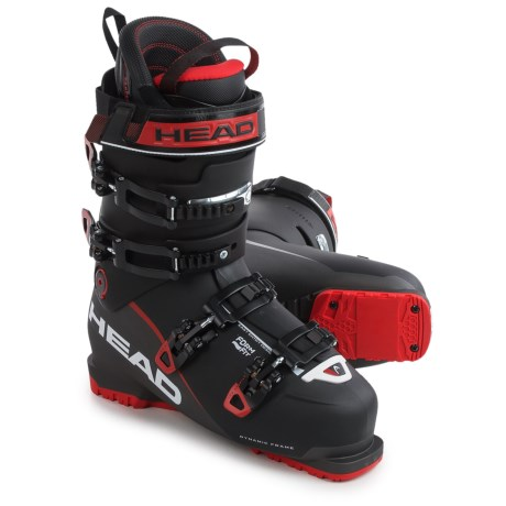 Head Vector Evo 110 Ski Boots in Black/Anthracite/Red