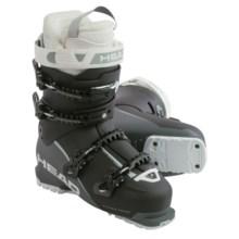 Head Vector EVO 90 Alpine Ski Boots (For Women) in Black/Anthracite/White - Closeouts