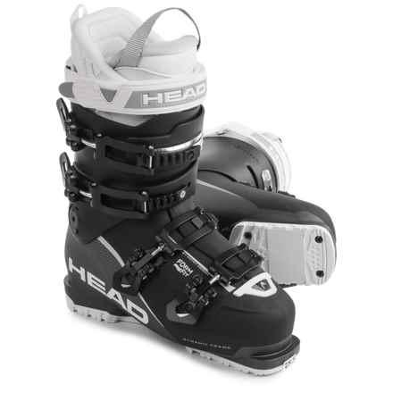 Head Vector Evo 90 Ski Boots (For Women) in Black/Anthracite/White - Closeouts