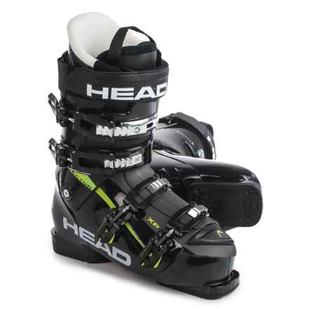 Head Vector XP Ski Boots in Black/Yellow - Closeouts