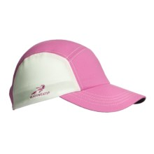Headsweats CoolMax® Race Hat (For Women) in Pink - Closeouts