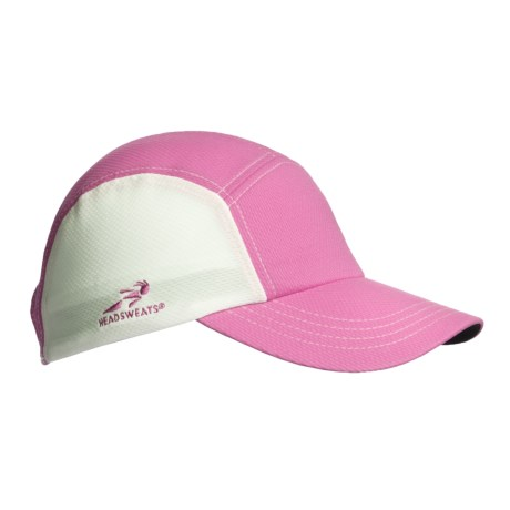 Headsweats CoolMax® Race Hat (For Women) in Pink