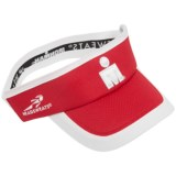 Headsweats Ironman Supervisor CoolMax® Running Visor (For Men and Women)