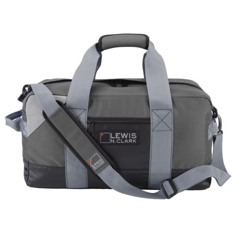 Heavy-Duty 18L Duffel with Neoprene Gear Bag - 10x18x10?