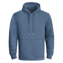 Heavyweight Hoodie Sweatshirt (For Men) in Azcro - Closeouts