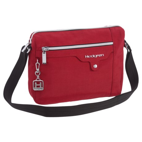 Hedgren Euston Crossbody Bag (For Women) in Chili Pepper