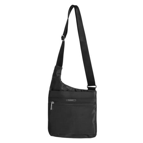 Hedgren Fate Crossbody Bag (For Women) in Black