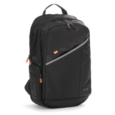 Hedgren Firm Scheme RFID 22L Backpack in Black
