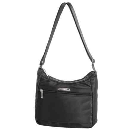 Hedgren Harpers Shoulder Bag (For Women) in Black - Closeouts