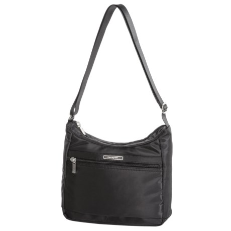 Hedgren Harpers Shoulder Bag (For Women) in Black
