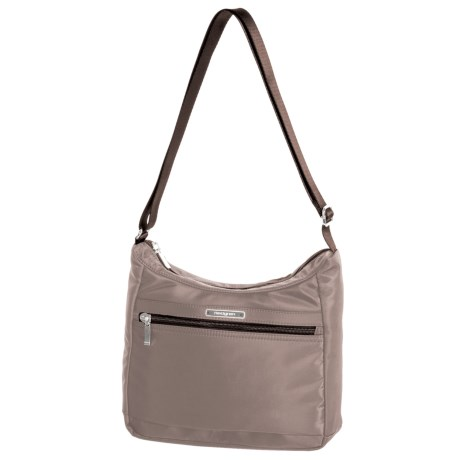 Hedgren Harpers Shoulder Bag (For Women) in Sepia