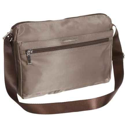 Hedgren Inner City Eye Medium Rfid Crossbody Bag For Women In Sepia Closeouts
