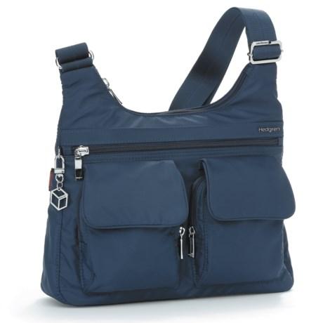 Hedgren Inner City Prairie Shoulder Bag (For Women) in Dress Blue