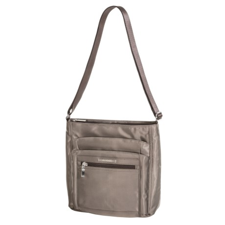 Hedgren Orva Crossbody Bag (For Women) in Sepia