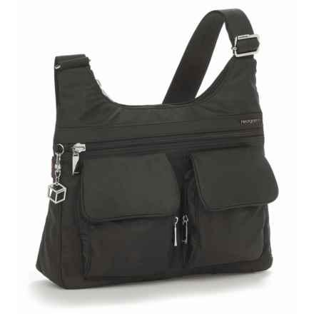 Hedgren Prairie Crossbody Bag (For Women) in Black - Closeouts