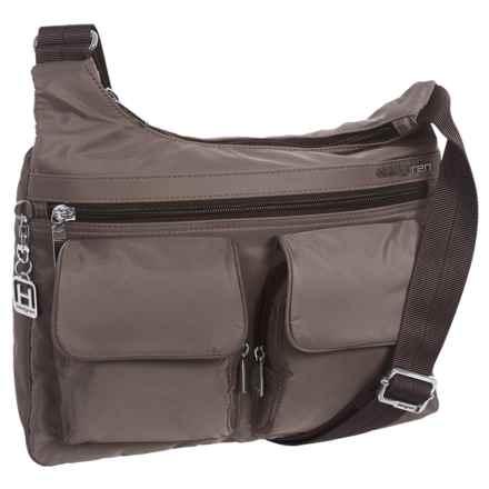 Hedgren Prairie Crossbody Bag (For Women) in Sepia - Closeouts
