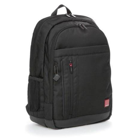 Hedgren Red Tag Glider 23L Backpack in Black
