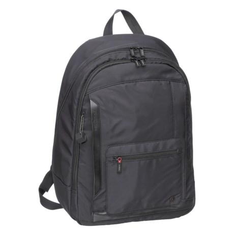 Hedgren Zeppelin Extremer 16L Backpack in Black