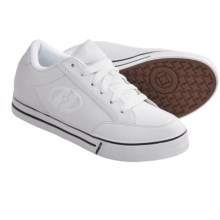 Heelys Wave Wheel Heel Skate Shoes (For Men and Women) in White/White - Closeouts