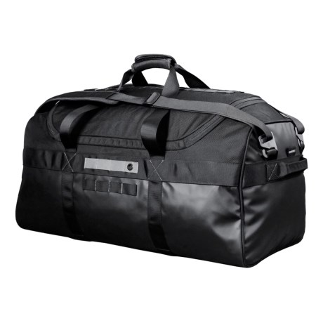 Heimplanet Monolith 85L Duffel Bag in Black