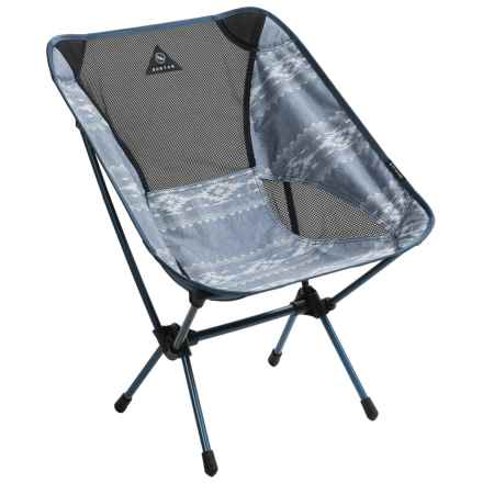 Helinox Burton Camp Chair in Famish Stripe - Closeouts