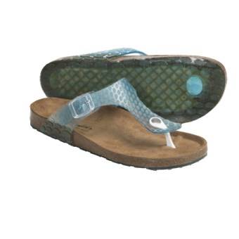 Helle Comfort Janille Thong Sandals (For Women)