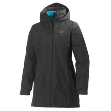 Helly Hansen Aden CIS 3-in-1 Insulated Coat - Waterproof (For Women) in Ebony - Closeouts