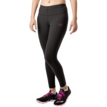 Helly Hansen AM 7/8 Capris (For Women) in Black/Pink Glow - Closeouts