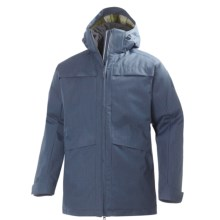 Helly Hansen Arctic Chill Parka - Insulated (For Men) in Deep Steel - Closeouts