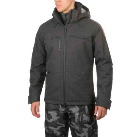 Helly Hansen Arctic Chill PrimaLoft® Parka - Waterproof, Insulated (For Men) in Ebony - Closeouts