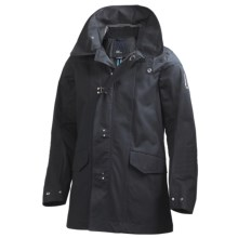 Helly Hansen Ask Hybrid Jacket - Waterproof (For Men) in Navy - Closeouts