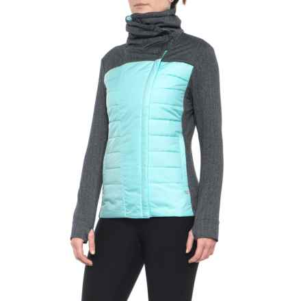 Helly Hansen Astra Jacket - Insulated (For Women) in Glacier - Closeouts
