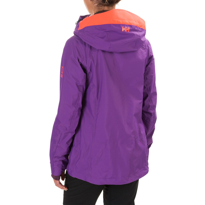 Helly hansen ski jacket women