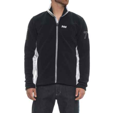 Helly Hansen Coastal Polartec® Fleece Jacket (For Men) in Navy - Closeouts