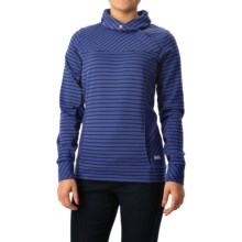 Helly Hansen Coastal Sweater (For Women) in Princess Purple - Closeouts
