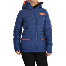 Helly Hansen Cordelia PrimaLoft® Ski Jacket - Waterproof, Insulated, RECCO® (For Women) in Princess Purple - Closeouts